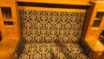 Vanha jugend sohva